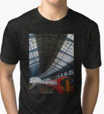 Brighton Train Station Tri-blend T-Shirt