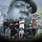 O.N.C cru & 2ezy/W.O.T by Rangi Matthews