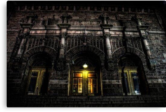 Haunted Mansion by Demoshane