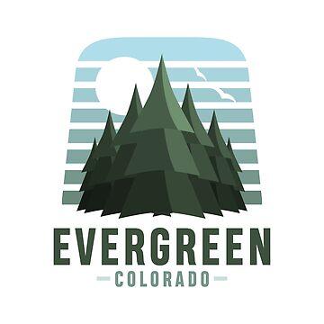 Evergreen, Colorado Design by davidspeed