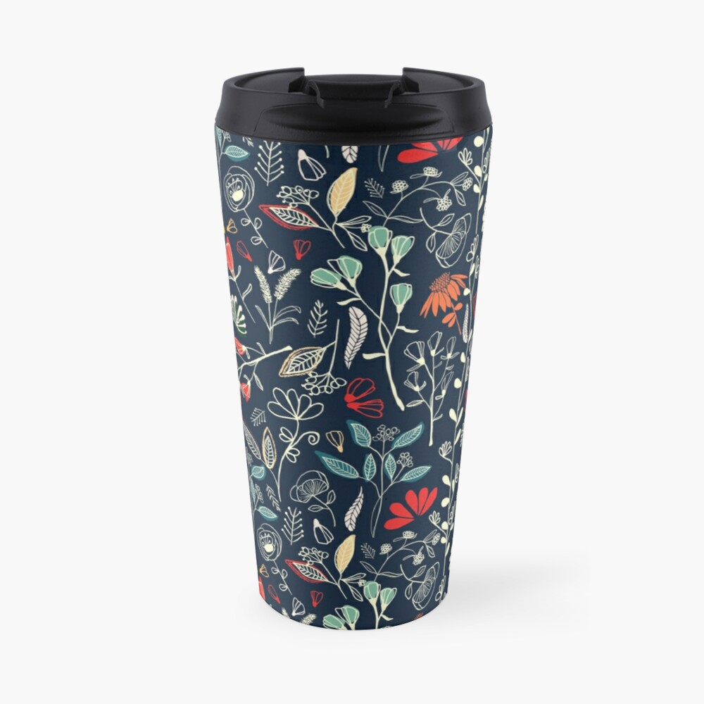 Forest Treasures Travel Mug