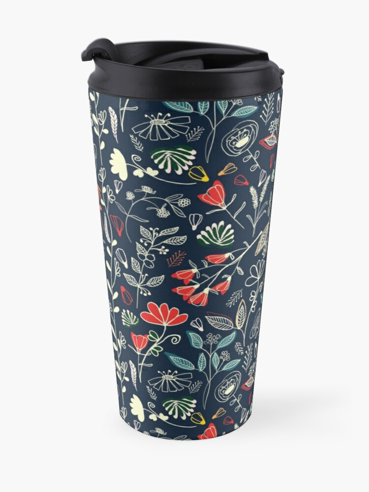 Alternate view of Forest Treasures Travel Mug