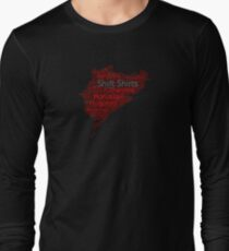 Ring Corners - Nurburgring Inspired Long Sleeve T-Shirt
