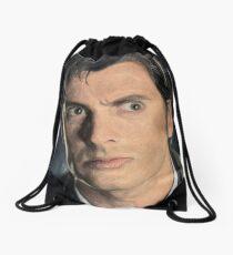 Dr. Who Drawstring Bag