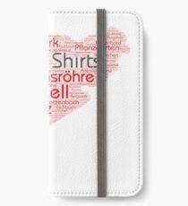 Ring Corners - Nurburgring Inspired iPhone Wallet/Case/Skin