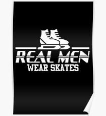 Men Hockey! Eishockey Poster