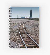 Dungeness Lighthouse Spiral Notebook