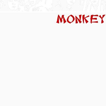 MONKEY!!!!!! by littlegirllost