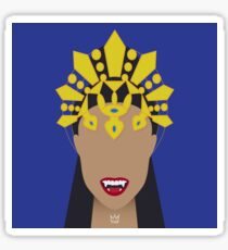 Queen of the Damned Sticker
