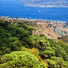 Messina Strait - Italy by Silvia Ganora