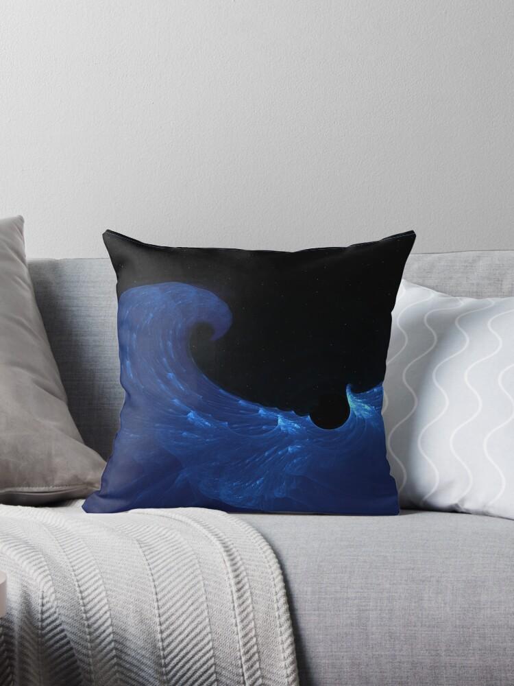 """The Great Wave"" - Fractal Art .  von Leah McNeir"
