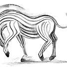 Other zebra by Julia Keil