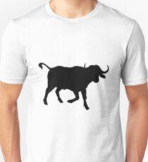 Kaffernbüffel - Wasserbüffel Unisex T-Shirt