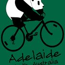 Panda Down Under by Cathie Tranent