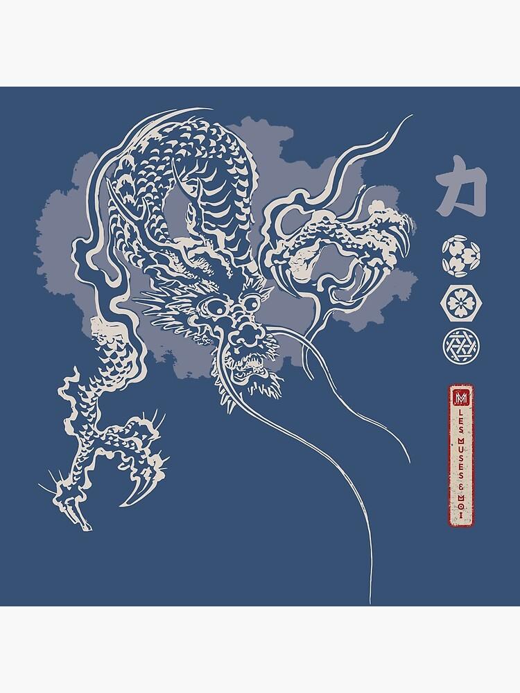 «Dragon Power» par lesmusesetmoi