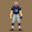 Tom Terrific by pixelfaces