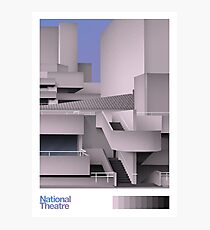 Brutal Scapes Photographic Print