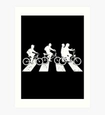 Mirkwood Street Crossing Art Print