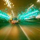 Night Cab by Nigel Bangert