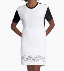Keith Haring - Pride Party Graphic T-Shirt Dress