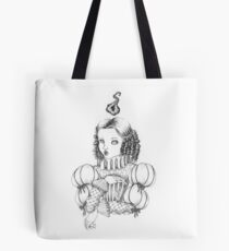 Ghost of Christmas Past Tote Bag
