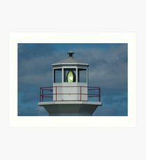 Lighthouse at Cape Spear Art Print