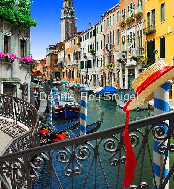 Venezia by Dennis  Roy Smigel