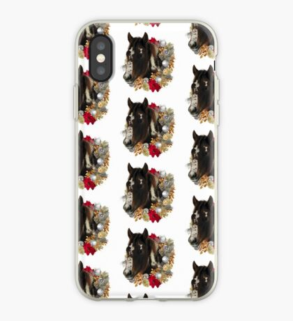 Merry Christmas from Brayley of Sand Wash Basin iPhone Case
