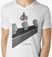 Conformity V-Neck T-Shirt