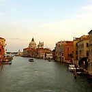 Grand Canal View by KateHulme