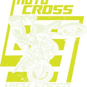 Motocross Dirt Bike High Speed by offroadstyles