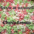 Have a Sweet Christmas,card by MaeBelle