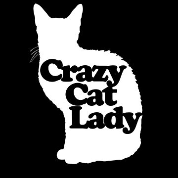 Crazy Cat Lady by Boogiemonst