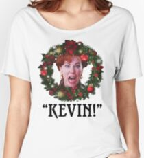 Kevin!  Women's Relaxed Fit T-Shirt