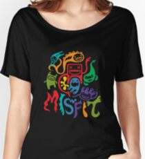 misfits - dark Women's Relaxed Fit T-Shirt