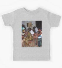 an inspiring Liberia landscape Kids Tee