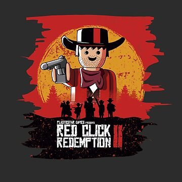 Red Click Redemption by Caldofran