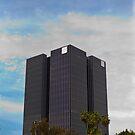Blank Tower by joshsteich