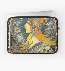 Gypsy Astrology Vintage Fortune Teller Laptop Sleeve