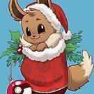 Stocking Stuffer: Little Eev by dooomcat