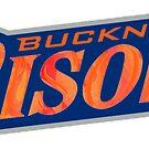Bucknell Bison von cdanoff