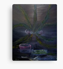 For Medicinal Use ONLY Canvas Print