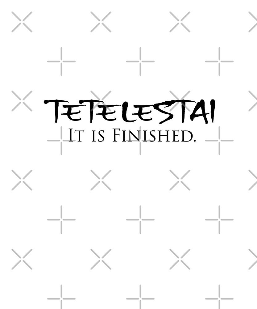 Image result for tetelestai