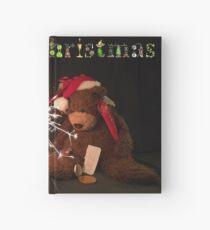 Merry Christmas Deano Bears Hardcover Journal