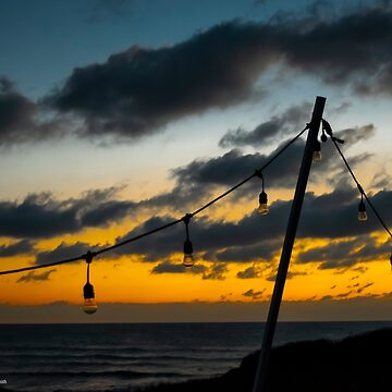 Dawn Electrified | Montauk Point, New York  by Sophie76