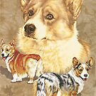 Welsh Corgi Alteration by BarbBarcikKeith