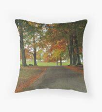 Studley Autumn Throw Pillow