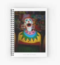 don't make me laugh Spiral Notebook