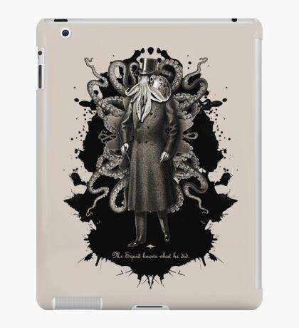 Mr Squid iPad Case/Skin