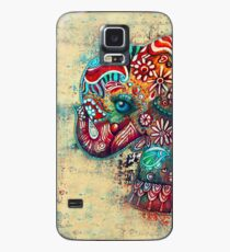 vintage elephant  Case/Skin for Samsung Galaxy